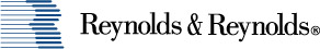 Reynolds and Reynolds horizontal web logo